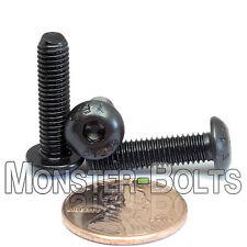 M5 x 20mm - Qty 10 - BUTTON HEAD Socket Cap Screws DIN 9427 Alloy Steel 12.9 5mm
