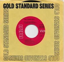 THE GUESS WHO  Laughing / Undun  45 on RED Gold Standard label