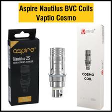 Aspire Nautilus Coils | Vaptio Cosmo Coils | Nautilus 2S BVC Mesh NS 0,7 1,6 1,8