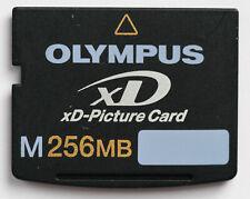 Olympus xD-Picture Card Speicherkarte 256MB
