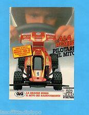 TOP990-PUBBLICITA'/ADVERTISING-1990- GIG NIKKO - ALA ROSSA