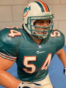 Danbury Mint  -  Miami Dolphins Zach Thomas ...... Signed