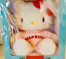 Hello Kitty Sanrio Plush Doll Figure 45th Anniversary Japan Limited Version