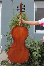 Yinfente 4/4 Cello 5 string cello Maple Spruce wood Sweet Sound Ebony Fittings