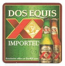 16 Dos Equis  XX Imported  Beer Coasters