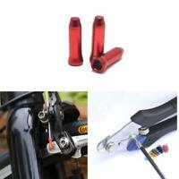 1PCS Bicycle Handlebar Reflector Bike Reflective Front Rear Warning Li IJ