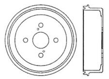 Centric Parts 123.44021 Rear Brake Drum