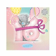 Pack of 16 Me To You 16th Birthday Party Napkins 33cm - Tatty Teddy Bear