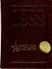 Texas A & M University College Station 1988 Aggieland Yearbook Annual Aggies A&M