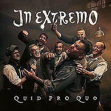 Quid Pro Quo (Limitierte Deluxe Edition) von In Extremo | CD | Zustand gut