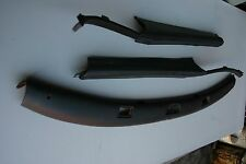 MERCEDES 280SL TO 560SL W107 WINDSHIELD COVER TRIM, LEFT/RIGHT/TOP IN BLACK