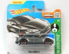 Hot Wheels TESLA MODEL S      2016  !VERSAND AM SELBEN TAG!! !OVP!     242/250