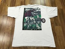 Large - Vtg 90s Nike Sport Just Do It Tennis Cotton T-shirt Made Usa