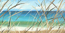 """Byron Bay Beach Gold Coast Print Poster for 36"""" glass frame COA By Andy Baker"""