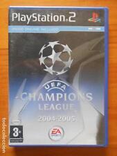 PS2 - UEFA CHAMPIONS LEAGUE 2004-2005 - PAL ESPAÑA - PLAYSTATION 2 (AW)