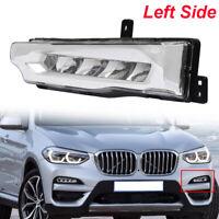 Front Driver Left Side LED Fog Light Lamp DRL Assembly for BMW G01 X3 2018-2019