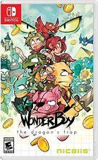 Wonder Boy The Dragon's Trap (Nintendo Switch) US Version