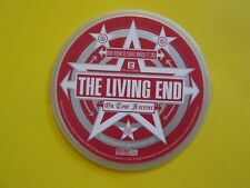 The Living End On Tour Forever Promo CD Single