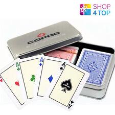 COPAG FOUR SEASONS 100% PLASTIC POKER CARDS - SPRING LIMITED EDITION 2 DECKS