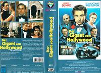 (VHS) Der Gigant von Hollywood - Robert De Niro, Tony Curtis, Robert Mitchum