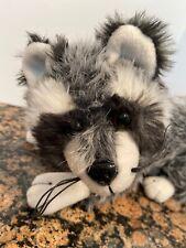 """Dan Dee Plush Racoon Stuffed Animal 11"""""""