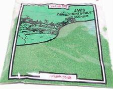 OO HO Scale Javis scenery Scatter MID GREEN JS15 45gms (JV060)