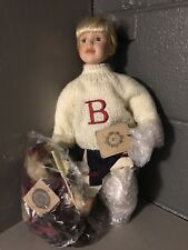 The Boyds Collection Yesterdays Child Limited Edition Doll
