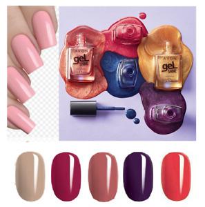Avon Gel Shine & Pro Colour Nail Enamel Polish various Shades 10ml