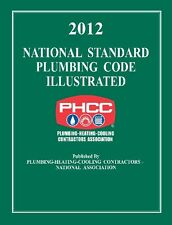 2012 National Standard Plumbing Code Book Illustrated - New