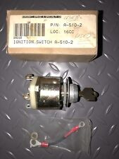 IGNITION SWITCH A-510-2