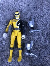 Power Rangers SPD Yellow Light Patrol Ranger