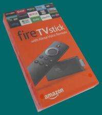 New Amazon FireTV Stick with Alexa Voice Remote -Fire TV Stick