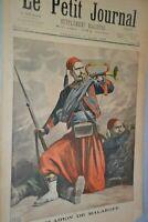 Le petit journal supplément illustré / 27 Mars 1898 / Le clairon de Malakoff