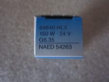 OSRAM 64640  HLX  Projektionslampe 24V 150W NEU OVP 24 V  150 W