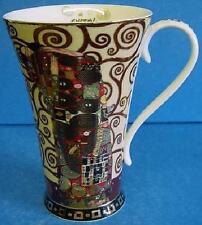 Goebel Art Nouveau TAZZA svasata-Gustav Klimt-DIE ERFULLUNG adempimento 1378