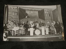 Country & Western musical act B&W publicity photo late 40's early 50's