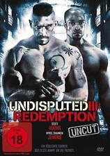 Undisputed 3 - Redemption - Uncut - DVD