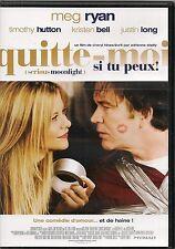 DVD ZONE 2--QUITTE MOI SI TU PEUX--RYAN/HUTTON/BELL/LONG/HINES