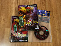 Metroid Prime 1 FOR JAPAN CONSOLES ONLY Nintendo GameCube