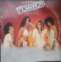 Bohannon Fever Vintage Vinyl Record 1982 LP VG FZ 38113 Cheesecake
