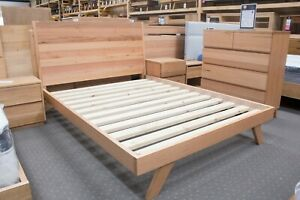 Jervis Bay - 4 Piece Bedroom Set - Solid Tasmanian Oak