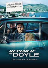 Republic of Doyle: The Complete TV Series seasons 1-6 (DVD collection, 2016, )