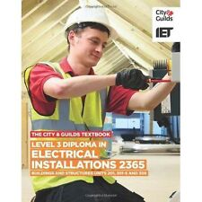 Level 3 Diploma in Electrical Installations (Buildings and Structures) 2365 Textbook by IET (Paperback, 2013)