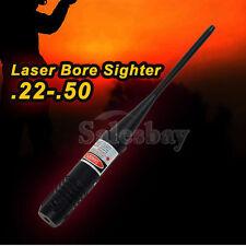 Red Dot Laser Bore Sight .22-.50 Boresighter Rifle Hunting Sighter Boresight