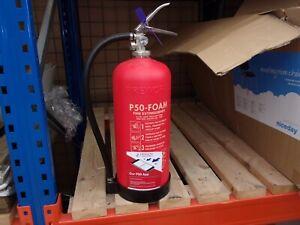 P50 Fire Extinguisher - Britannia Fire
