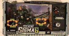 G.I. Joe Sigma 6 Sigma Strike Duke Action Figure