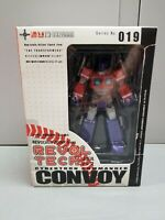 Kaiyodo Revoltech Series 019 Optimus Prime Convoy Transformers Action Figure