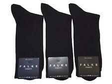 Falke Herren-Business-socken aus Baumwolle mit Mehrstückpackung