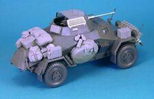 Leyenda de producción, LF1274, .222 Conjunto de estiba Sdkfz - 30 piezas de resina, escala 1:35