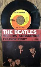 Beatles- Capitol Record for Yellow Submarine & Eleanor Rigby